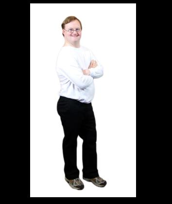 Timmy Downs Designs Black Dress Pants