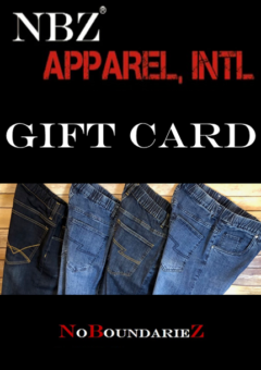 Adaptive Clothing Gift Card
