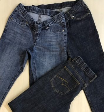 "Alex ""Dip Down"" Jeans"