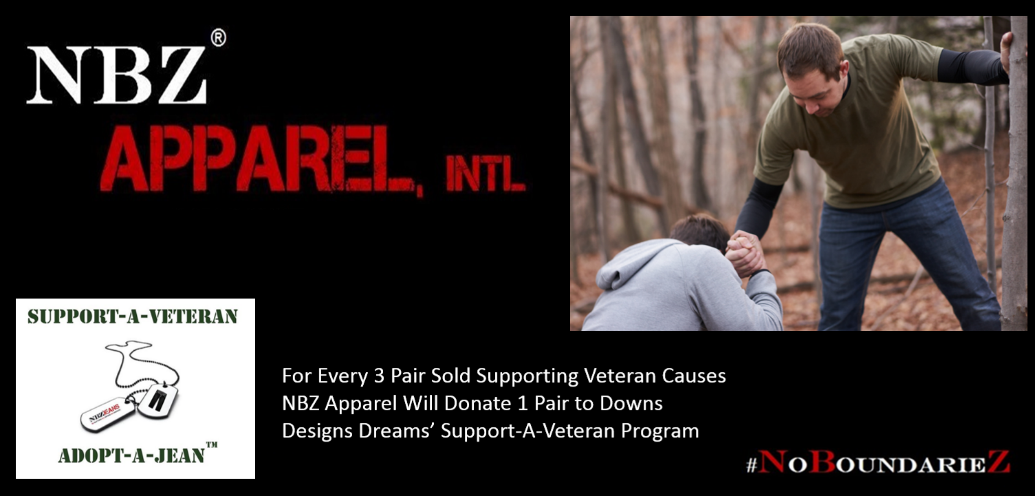 NBZ Apparel Helping Veterans
