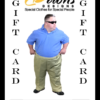 Downs Designs Brand mens Gift Card