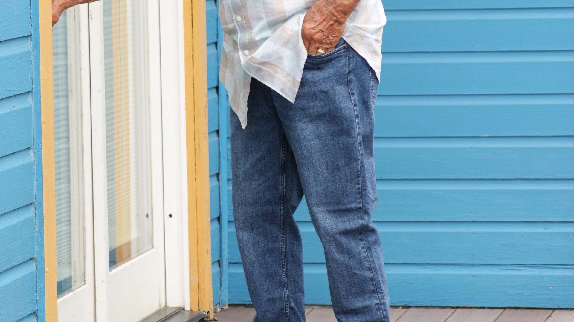 Jeans for Senior Men