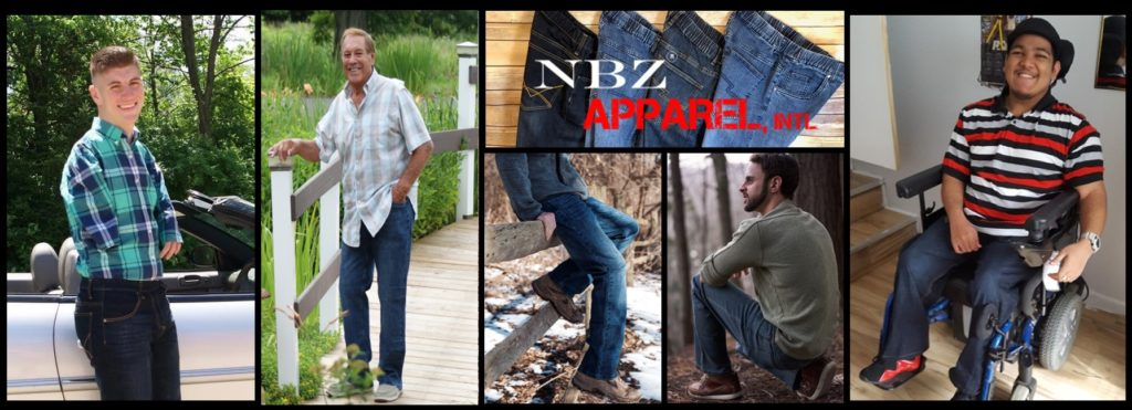 Adaptive Clothing for Men