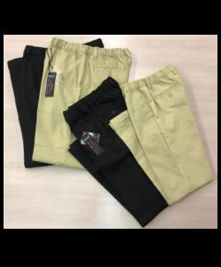 Elastic Waist Dress Pants for Men