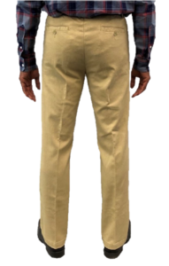 NBZ Mens Adaptive Khaki Pants