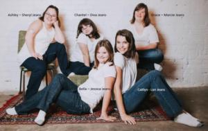 Downs Designs Jeans Inclusive Fashion
